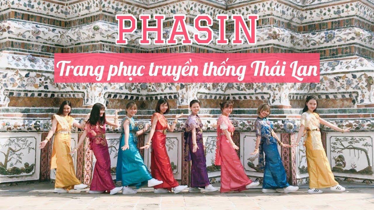 THAILAND #2 – Gái Việt mặc đồ truyền thống Thái Lan [ TRAVELwithTHANHTHANH ]