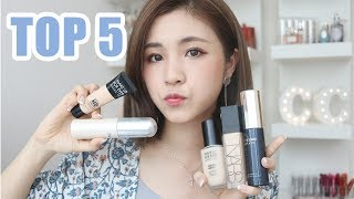 [中字]MY SUMMER TOP5 Foundation!| chinchinc