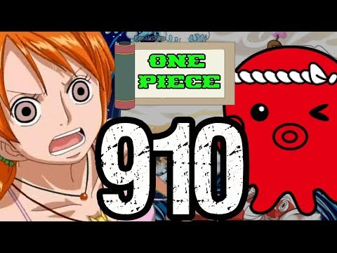 "One Piece Chapter 910 Review ""JAPAN OVERLOAD!!"""