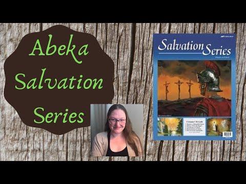 Abeka Bible Curriculum Review Salvation Series Homeschool