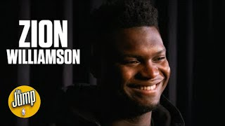 Pelicans rookie Zion Williamson's exclusive interview on adjusting to life in the NBA | The Jump