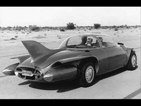 concept cars of the past youtube