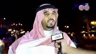 سمو الامير فيصل بن بندر ال سعود اختيارنا لسهل حشيش لتصوير نينجا لانها تمتلك كل المقومات
