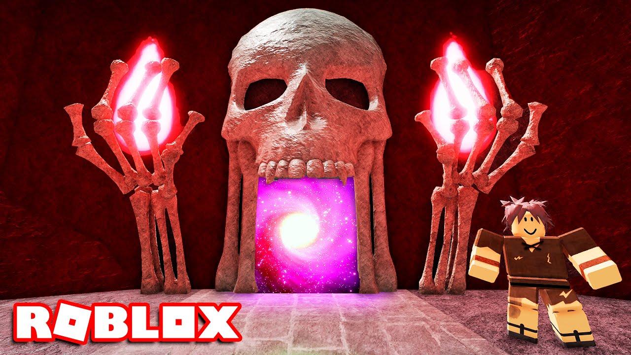Roblox: FUJA DO CASTELO DE TERROR !! - (💀 Escape The Castle Of Robloxia Obby)