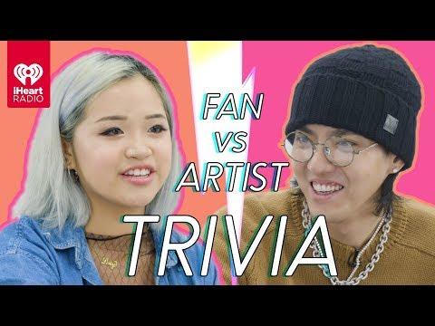 Kris Wu Challenges A Super Fan In A Trivia Battle  Fan Vs Artist Trivia