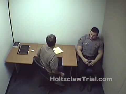 Daniel Holtzclaw interrogation video unredacted  Former OK