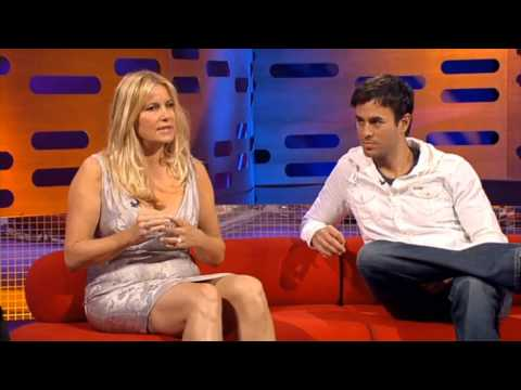 Graham Norton  2007S1xE15 Jennifer Coolidge, Enrique Iglesiaspart 1