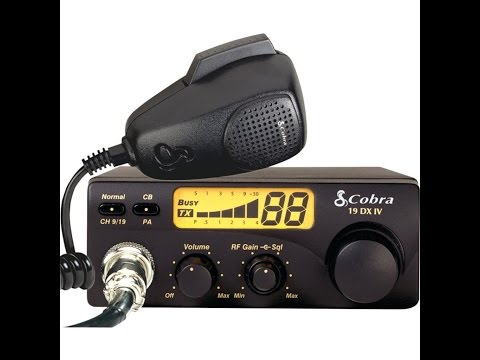 CB radio 101 for Preppers and Survival