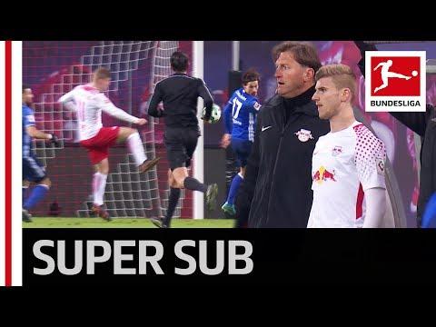 Match-Winner Timo Werner - Substitution, Goal and Assist vs. Schalke