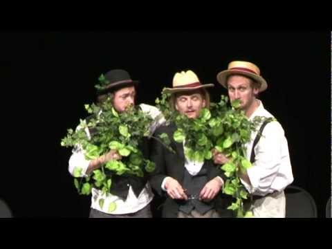 Actors from the London Stage Bring 'Twelfth Night' to MTSU