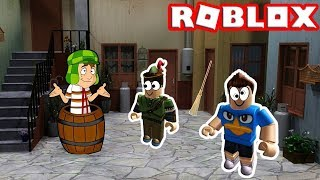 WE INVADED the village of KEYS in ROBLOX! WE FOUND A WITCH BROOM!