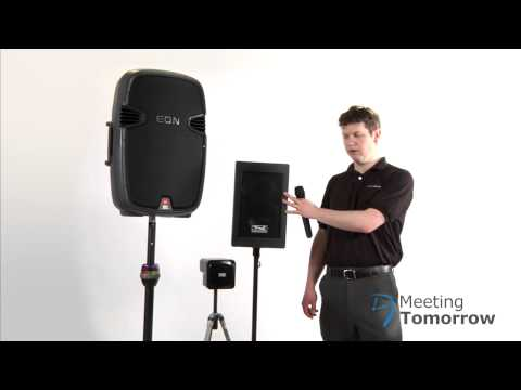 How to choose Speakers or PA System