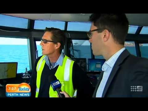 Inside the Port - Part 1 | Today Perth News