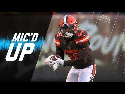 Duke Johnson Mic'd Up vs. Jaguars