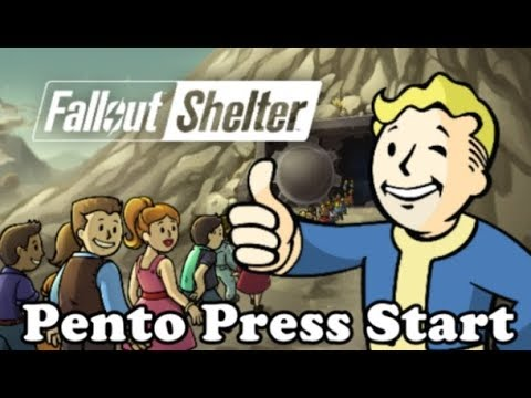 Fallout Shelter / Pento Press Start