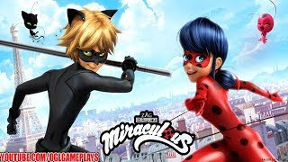 Miraculous Ladybug & Cat Noir - The Official Game Android iOS Gameplay (By Crazy Labs)