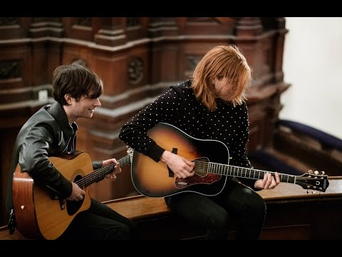 'Little Something' performed by The Amazons for Burberry Acoustic in Reading