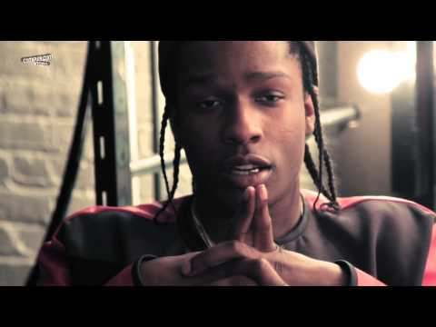 """A$AP ROCKY """"Young Lords"""" On Complex"""