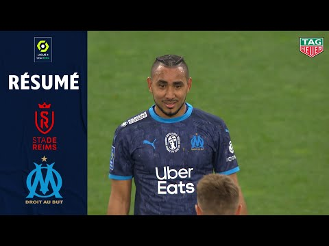 Reims Marseille Goals And Highlights
