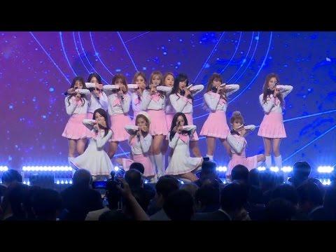 WJSN(우주소녀) 'Secret(비밀이야)' Congratulatory Performance (프로배구 V리그 시상식, Cosmic Girls)