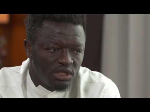Footballer Sulley Muntari speaks on racial abuse