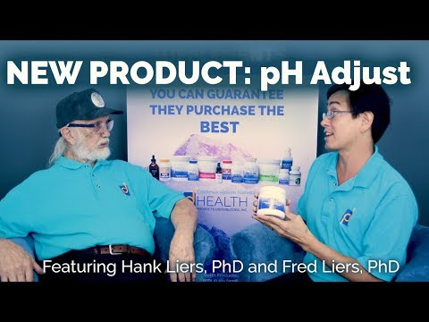 PH Adjust Alkalinizing Formula – New Product!
