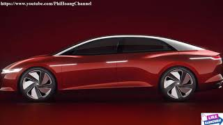2018 Volkswagen ID Vizzion Concept - Interior and Exterior - Phi Hoang Channel