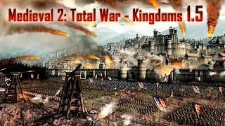 Где скачать и как установить Medieval 2: Total War - Kingdoms