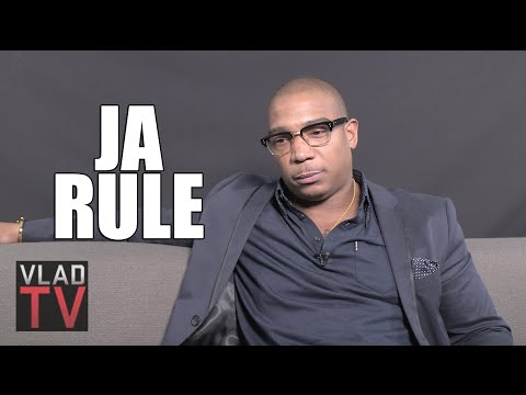 Ja Rule: Theres No Way Around White Kids Saying NWord in HipHop