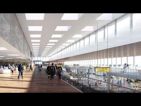 Dit wordt nieuwe terminal Schiphol