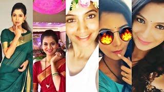   Radha Ramana Serial   Actress   Shwetha R Prasad   Having Fun/Video's