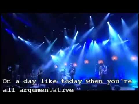 Arctic Monkeys - Mardy Bum (Lyrics) Live at Glastonbury 2007