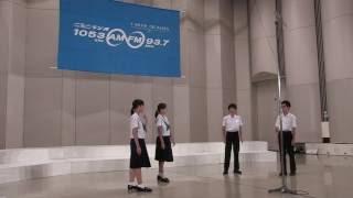 名古屋市立志賀中学校(B) さくらももこの詩による無伴奏混声合唱曲集 「ぜんぶここに」から ぜんぶ 作詞:さくらももこ 作曲:相澤直人