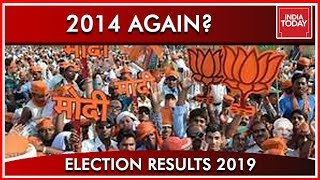 Can The Majority Government So Far Repeat 2014?   Results 2019