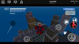 Spiderman roleplay [Roblox]
