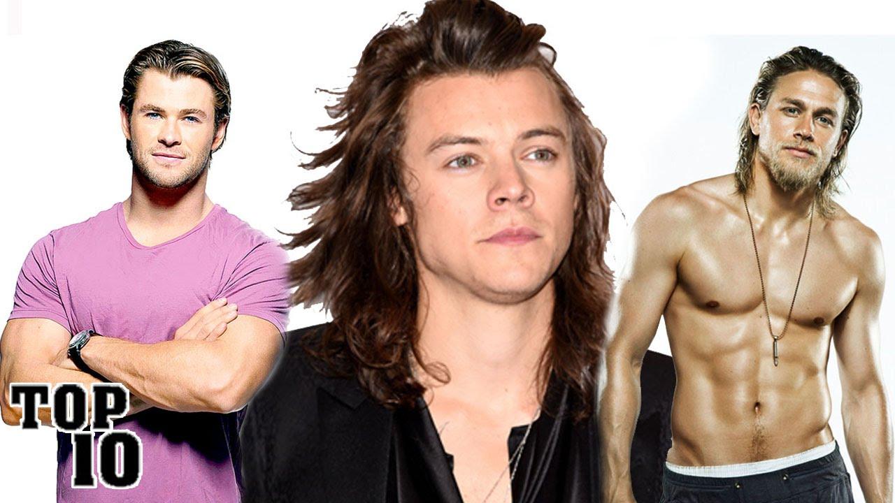 Top 10 Hottest Men 2016 Youtube