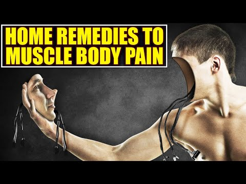 Home Remedies For Muscle Pain | BoldSky