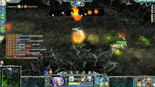 HoN|Roo0t3 as nomad  - How to 1v5 with nomad - by Videos Of Newerth