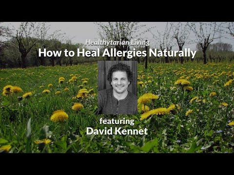 Cause of Allergies & How to Heal Allergies Naturally