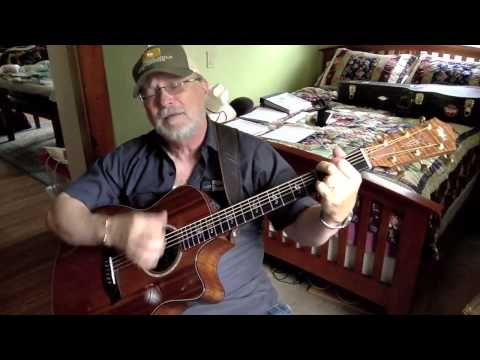 1862  - Dawn  - Four Seasons vocal & acoustic guitar cover & chords