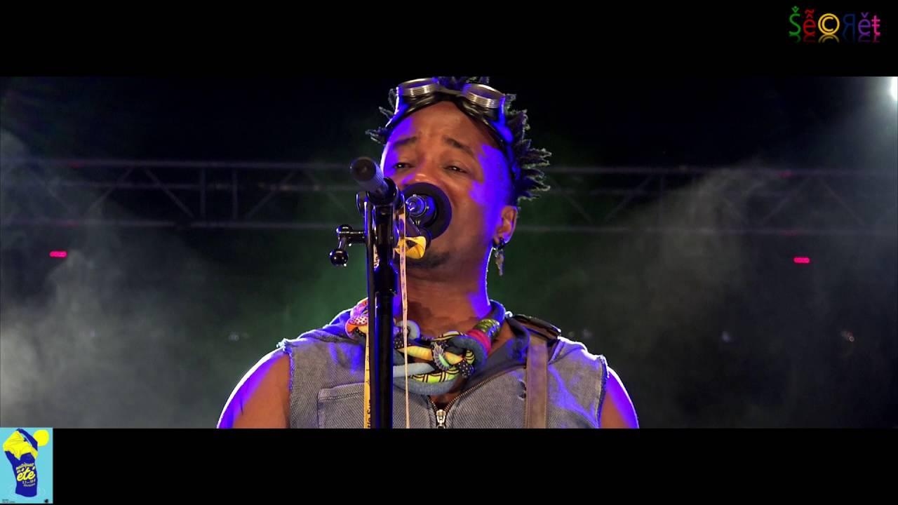 Blick Bassy | Performs Nlal au festival Musiques d'été | Genève