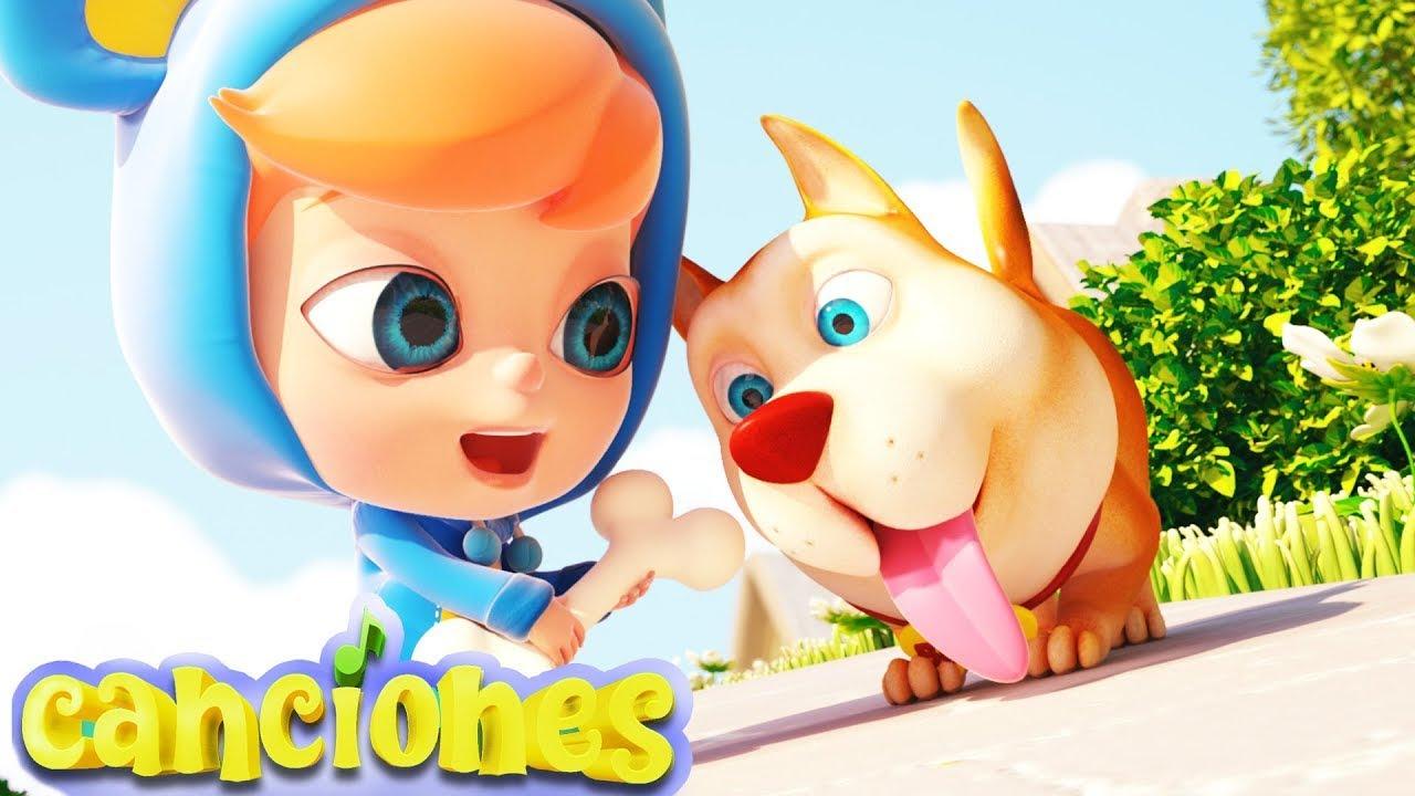 ¡BINGO! A jugar con Cachorro Bingo - Canciones Infantiles LooLoo