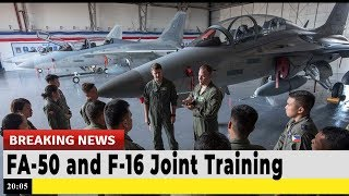 Bilateral Air Contingent Training in the Philippines