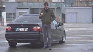 BMW E39 530D Евробляха -  20 тысяч пробега в Украине.Итог.