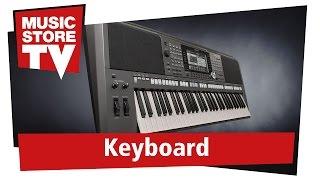 YAMAHA PSR-S970 Keyboard Präsentation mit Michel Voncken PSR-S770
