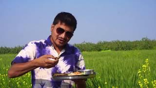 ભરેલો રોટલો Best Kathiyawali Thali | Traditional Kathiyawadi Food