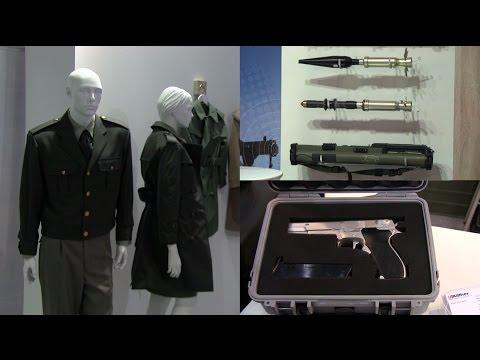 HomSec trade fair technologies