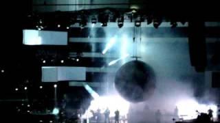 Xavier Naidoo 4.12.09 Arena Leipzig - Himmel über Deutschland ;-)
