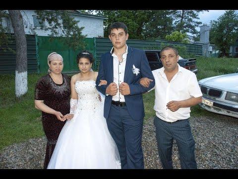 На цыганской свадьбе танцуют все, кто в зале есть! Вася и Рузанна. Часть 11