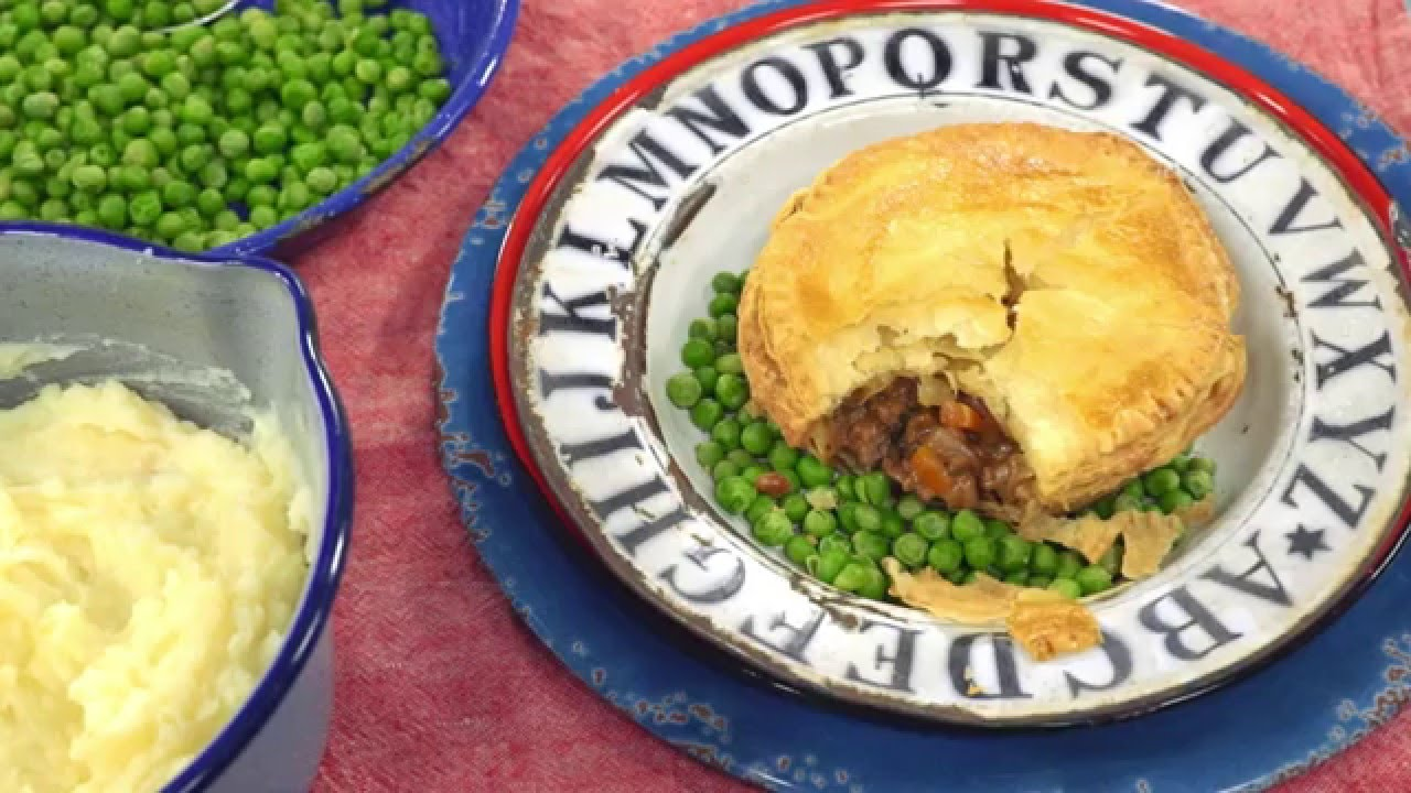 How To Make Meat Pie Pastry  Woolworths